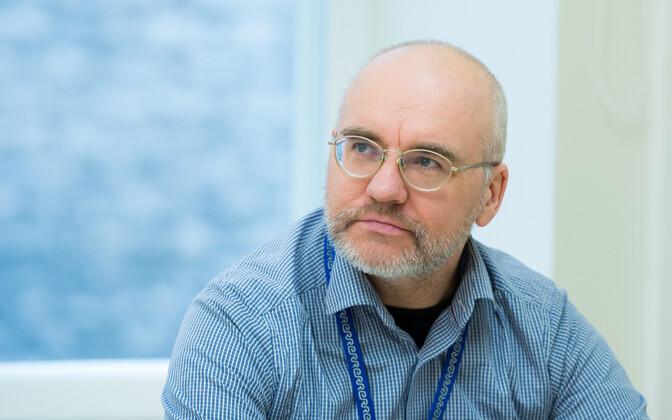ERR-i juhatuse esimees Erik Roose