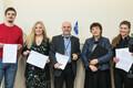 ERR-i esindajad kirjutasid e-etteütlust, Taavi Libe, Ingrid Peek, Erik Roose, Tiia Teder, Irina Satsuta