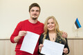 ERR-i esindajad kirjutasid e-etteütlust, Taavi Libe ja Ingrid Peek