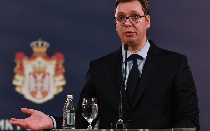 Aleksandar Vučić.