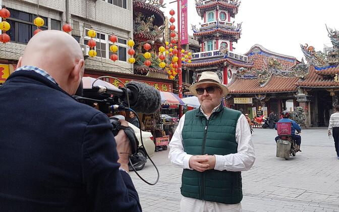 Reisisari Reisile minuga 12: Taiwan