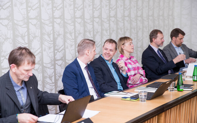 RMK nõukogu koosolek
