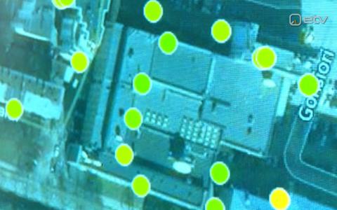Kui vaadata telemaja, siis on näha, et punktid on rohelised ja see tähendab, et hoone seisukord on hea.