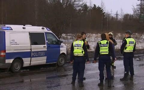 Politseinikud.
