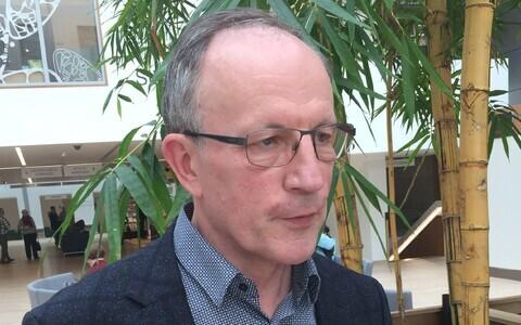 Rektorikandidaat Toomas Asser, arstiteadlane ja akadeemik.