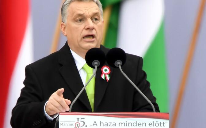 Ungari peaminister Viktor Orban.