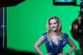 EFTA gala promomaterjali filmimine, saatejuht Marta Laan