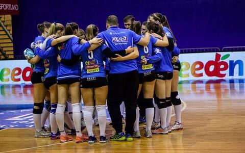 Волейболистки Тартуского университета