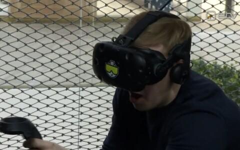 Tartus avati virtuaalreaalsuskeskus Futuruum.