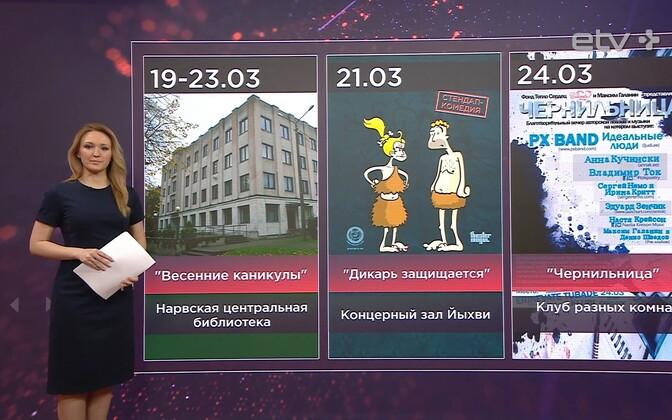 Маргарита Мясникова выбрала всё самое интересное.