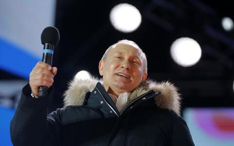 Владимир Путин одержал убедительную победу.