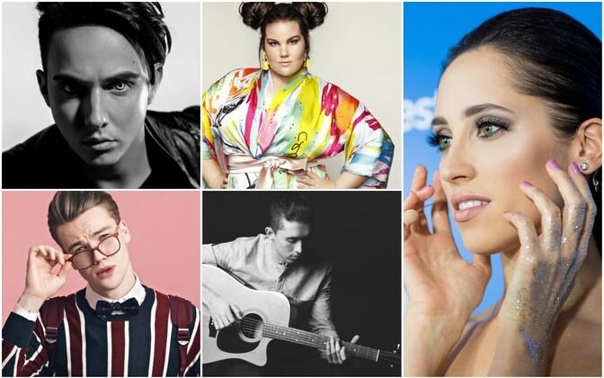 Eurovisiooni favoriidid