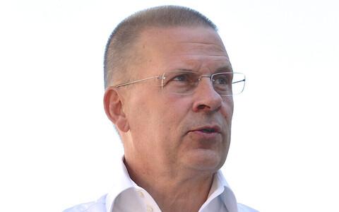 Rootsi teatrijuht Benny Fredriksson (1959-2018).