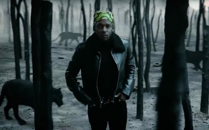 Kendrick Lamar (Black Panther)