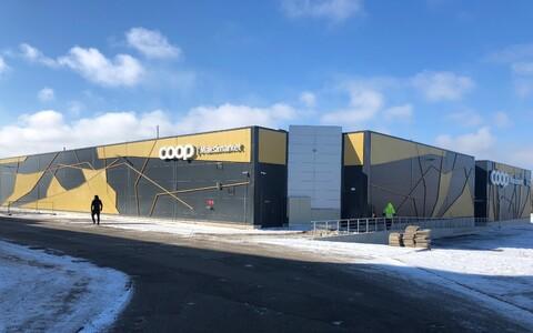 Новый магазин распахнет свои двери 22 марта.