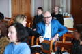 Eesti-Soome fondi stipendiumi üleandmine