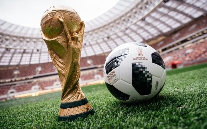 88456ee8fb1 VAATA | Teel jalgpalli 2018. aasta MM-finaalturniirile, 2/16 | Teel ...