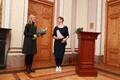 Eesti-Soome kultuurifondi stipendiumi üleandmine