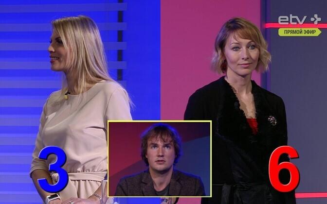 Участницы дебатов