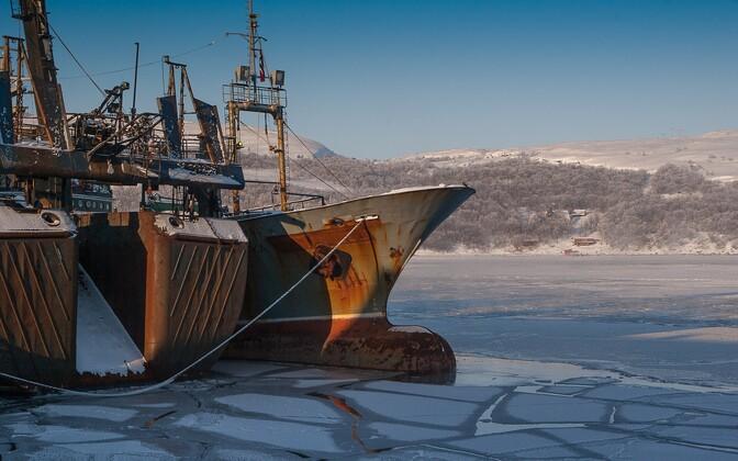 Россия ограничит прохождение иностранных судов по Северному морскому пути.