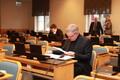 Заседание горсобрания Таллинна 22 марта.