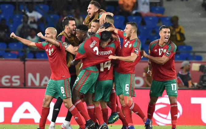 Футболисты сборной Марокко приедут в Таллинн.