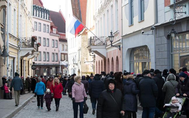 Посольство РФ в Таллинне.