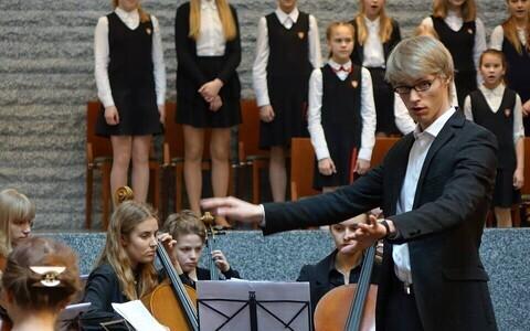 Rasmus Puur, VHK orkester
