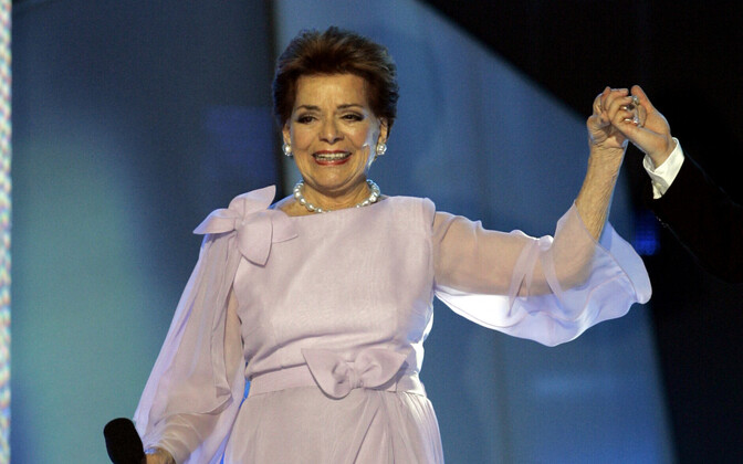 Скончалась первая победительница Евровидения Лиз Ассия