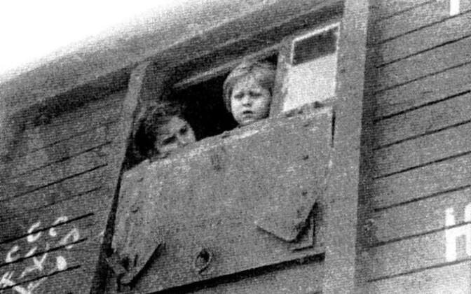 Küüditamine Nõukogude Liitu 1949. aastal