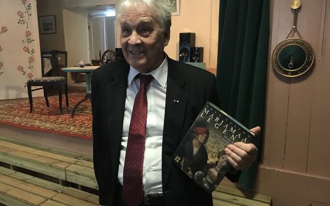 Jaan Krossi kirjandusauhinna 2018 pälvis kirjanik Arvo Valton.