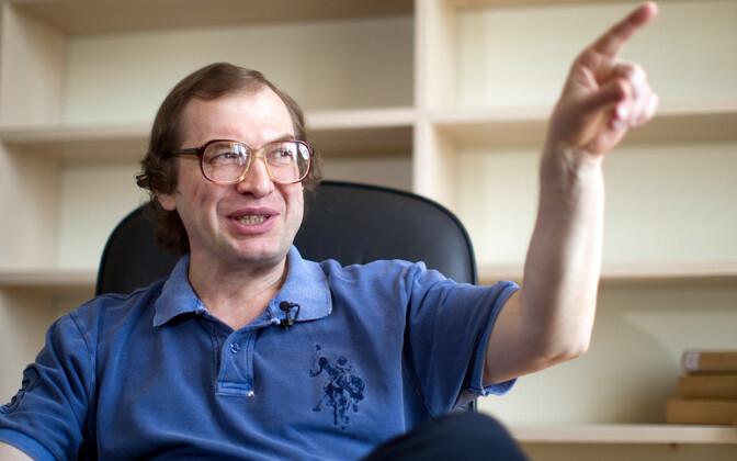 Сергей Мавроди прославился созданием финансовой пирамиды