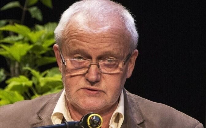 Яак Аллик останется в совете Русского театра.