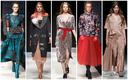 Тенденции Riga Fashion Week: воланы, искусственный мех, велюр, шифон и плиссе.