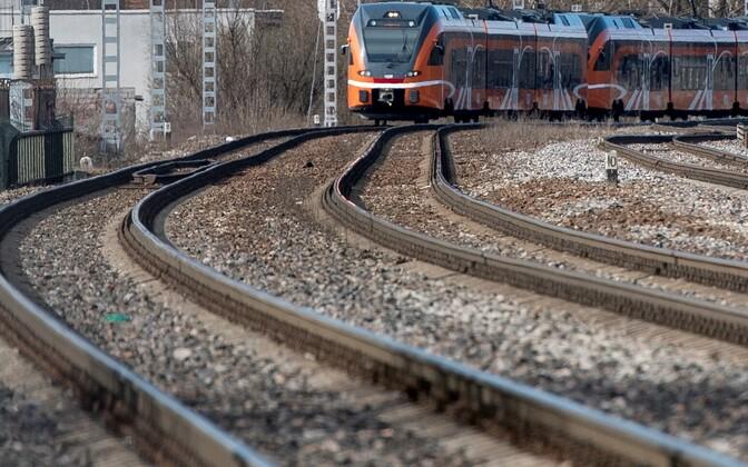 Все чаще людей в Эстонии сбивают поезда.