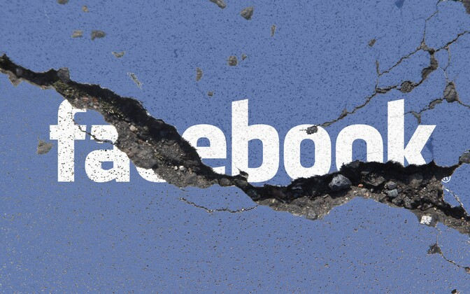 Facebooki tulevik paistab tume.
