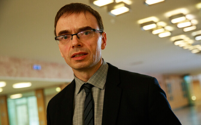 Minister of Foreign Affairs Sven Mikser (SDE)