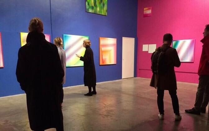 Все выставки и кураторские проекты будут доступны публике до 8апреля.