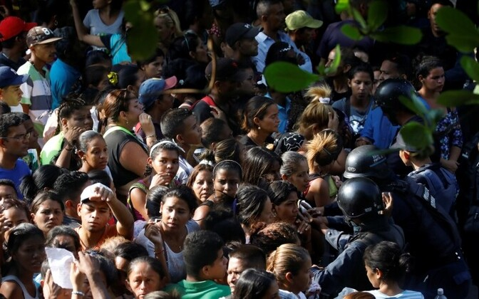 Венесуэла назвала безосновательными обвинения вадресРФ по«делу Скрипаля»