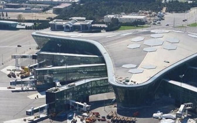 Bakuu lennujaam