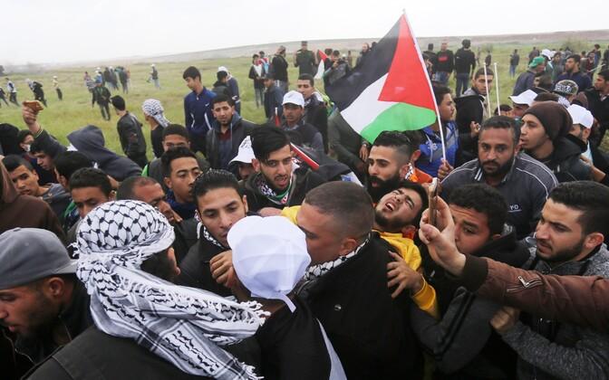 Эрдоган иНетаньяху обменялись замечаниями из-за Сектора Газа