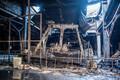 Торговый центр в Кемерове после пожара.