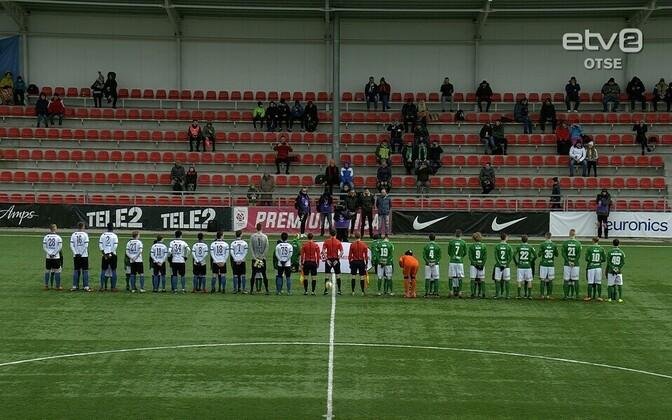 Tallinna FC Flora – JK Tallinna Kalev.