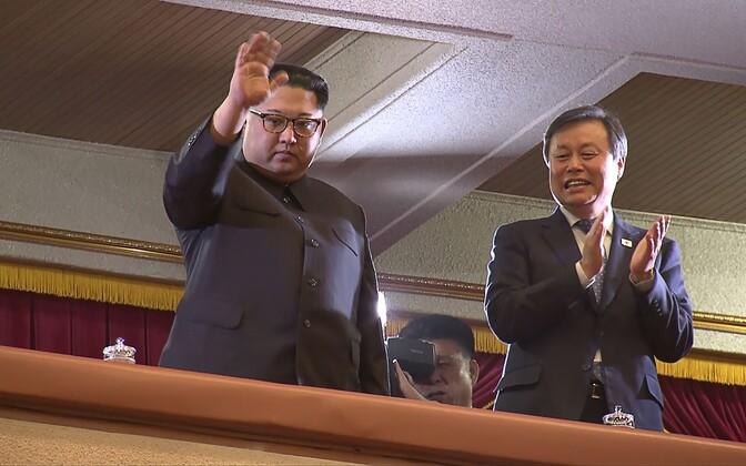 ВГосдепе назвали визит Ким Чен Ына в КНР историческим шагом