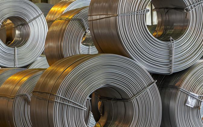 Alumiiniumit saab kasutada energia talletamiseks.