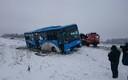 Автобус с пассажирами съехал на обочину на шоссе Кейла - Хаапсалу.