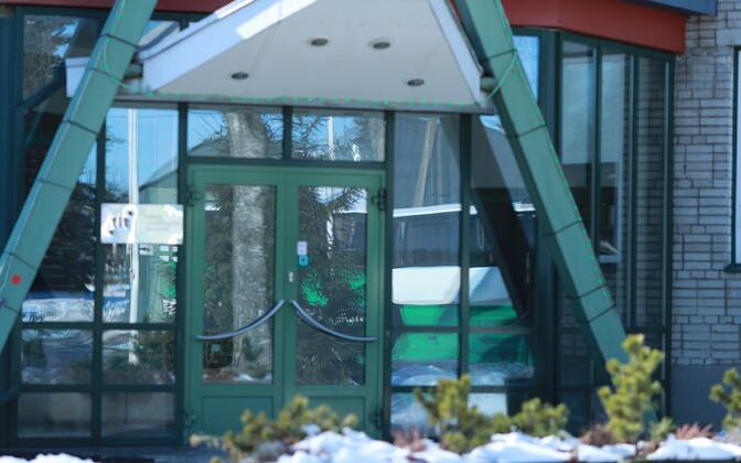 Tallinna linnatranspordi AS-i kontor ja bussipark