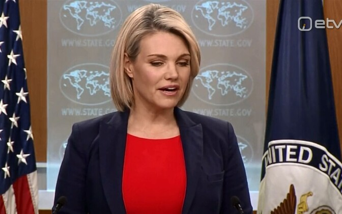 Heather Nauert.
