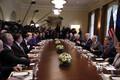 Президент Эстонии Керсти Кальюлайд встретилась с президентом США Дональдом Трампом