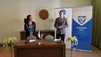 Saaremaa riigigümnaasiumi rajamise kokkuleppe allkirjastamine.